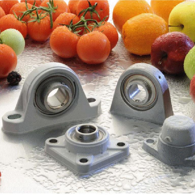 کاربرد بلبرینگ در صنایع غذایی